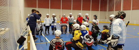 Domingo intenso para las selecciones de Hockey Patines y Hockey Linea